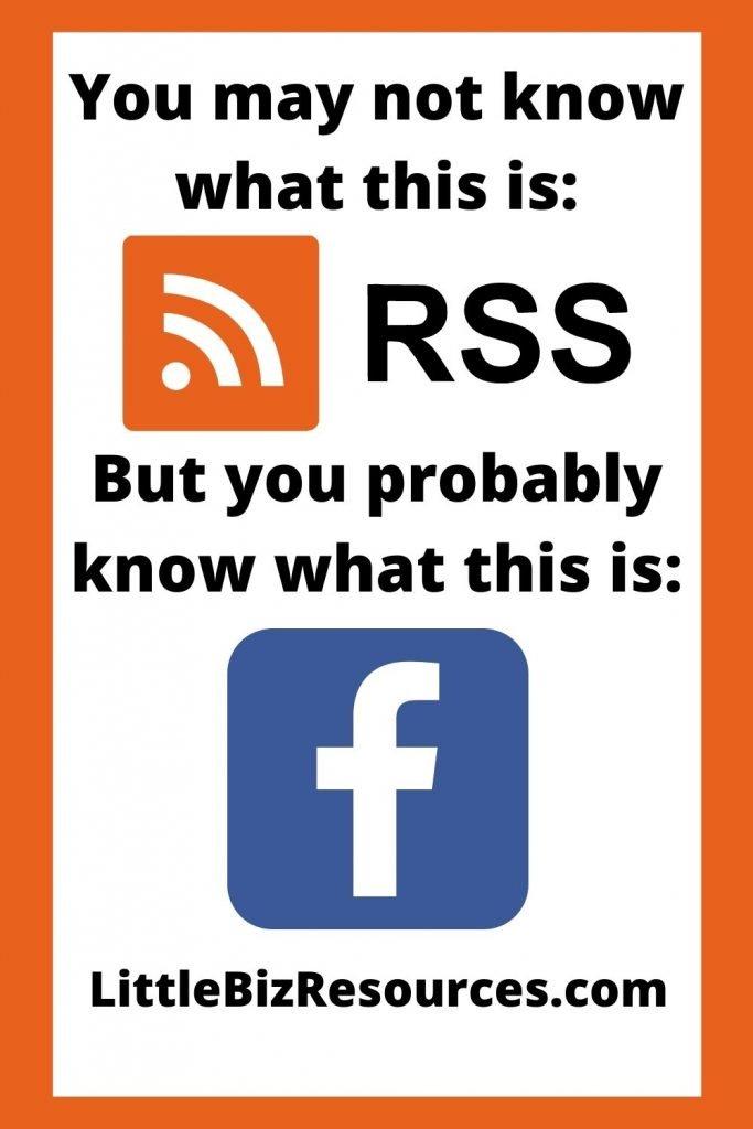 Facebook Marketing Supplements RSS Feeds
