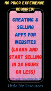 Creating and Selling Apps As A Service